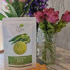 ผงกระเจี๊ยบเขียว ออร์แกนิค ซอง (Organic Okra powder)