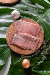 เนื้อส่วนไหล่ หมูออแกร์นิคชาบู 500 กรัม