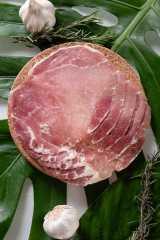 เนื้อสะโพก หมูออแกร์นิคสไลด์ 500 กรัม