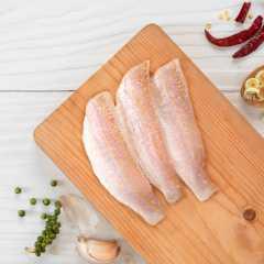 เนื้อปลาทรายแดง (Itoyori Fillet)  2 แพ็ค