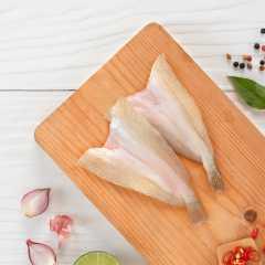 เนื้อปลาทรายแก้ว (Kisu Hiraki)  2 แพ็ค