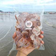 หมึกแห้ง อาหารทะเลแห้ง