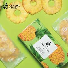 สับปะรดนางแลอบแห้ง 100% พรีเมียม หอม อร่อย หวานธรรมชาติ ไม่ใส่น้ำตาล (120 กรัม)